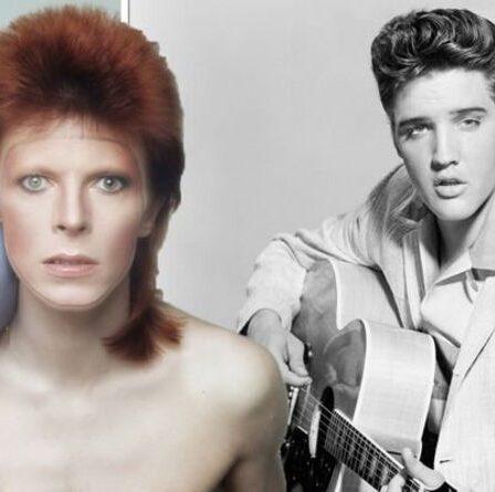 David Bowie a écrit une chanson pour Elvis Presley - mais ça ne s'est pas bien passé