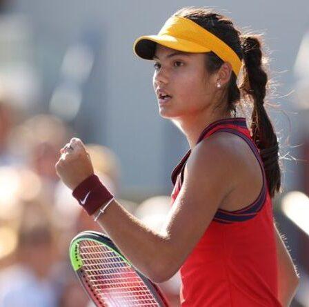 Emma Raducanu lance un avertissement à Naomi Osaka et à l'US Open Field après avoir atteint le quatrième tour