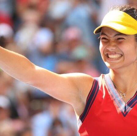 Emma Raducanu, ravie, s'exprime après avoir atteint la demi-finale de l'US Open avec la victoire de Belinda Bencic