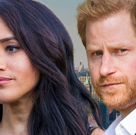 Famille royale EN DIRECT : un expert américain se moque de Meghan et Harry – «traiter le voyage à New York comme une visite royale!»