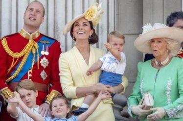 Famille royale: les cinq membres préférés du Royaume-Uni révélés - la reine figure-t-elle?