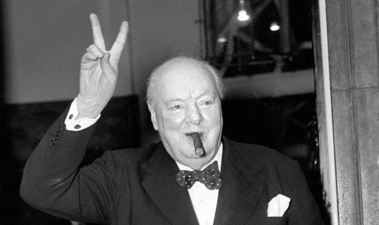 """Fury alors que l'association caritative Winston Churchill SUPPRIME son nom à la suite d'opinions """"inacceptables"""" sur la race"""