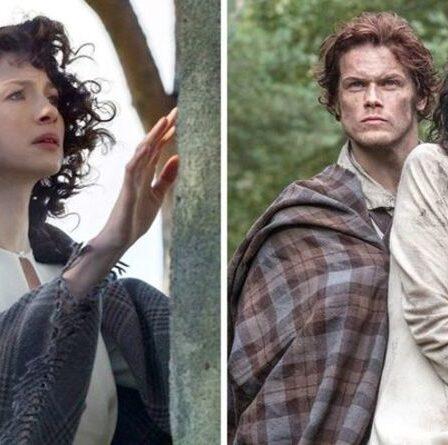 Gaffe d'Outlander: les fans repèrent une erreur lors de la première rencontre de Claire et Jamie Fraser