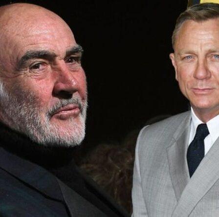 James Bond : la réaction typiquement brutale de Sean Connery au casting de Daniel Craig