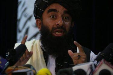 """La Chine est le """"partenaire le plus important"""" des talibans, selon des militants"""