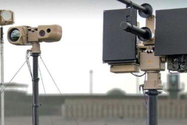 La RAF dévoile Ninja : une technologie de pointe pour détourner des drones et réduire en miettes les ennemis