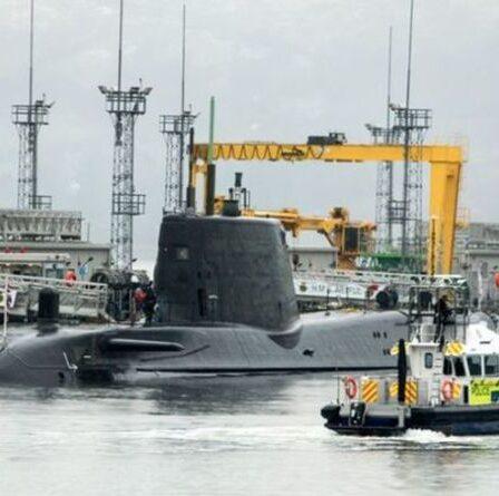 La défense nucléaire du Royaume-Uni au bord du gouffre alors que la Royal Navy risque d'être « paralysée » par une action revendicative
