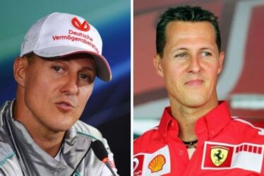 La fille de Michael Schumacher, Gina, fière de son père huit ans après un accident d'horreur