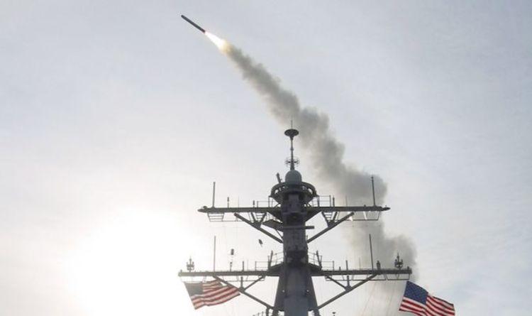 La force spatiale de Biden tire un nouveau missile intercepteur alors que les tensions culminent en mer de Chine méridionale