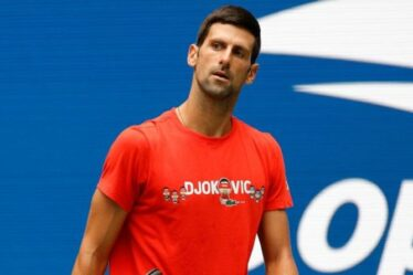 La motivation de Novak Djokovic remise en question s'il scelle un record de rêve à l'US Open - EXCLUSIF