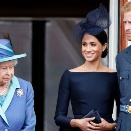 La reine rencontrera «définitivement» bébé Lilibet alors que le monarque donne aux Sussex «une opportunité parfaite»