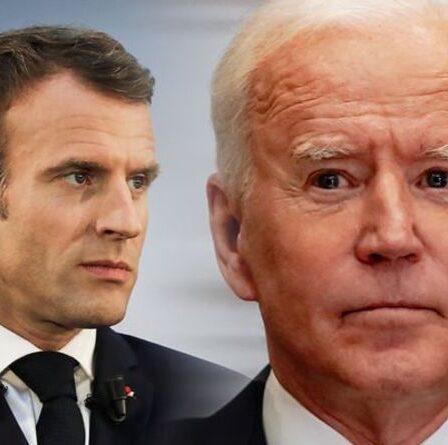 La remarquable déclaration de Joe Biden après son appel avec Emmanuel Macron