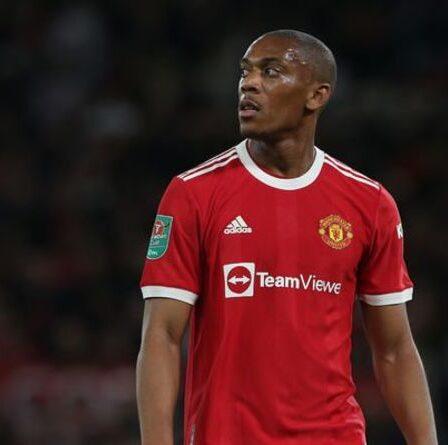 """La star de Man Utd Anthony Martial a claqué après la défaite de la Coupe Carabao – """"horrible à regarder"""""""