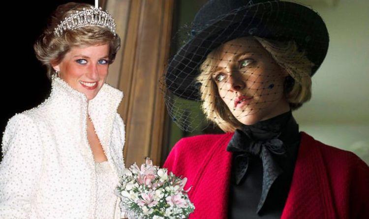 """La voix de la princesse Diana """"a endormi Kristen Stewart"""" pendant le film Spencer"""