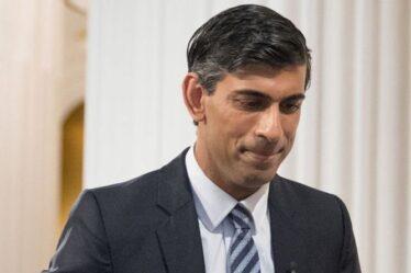 L'augmentation des retraites de l'État sera plus élevée que prévu - Rishi Sunak face à un nouveau casse-tête