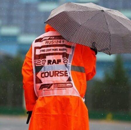 Le Grand Prix de Russie FP3 abandonné alors que la pluie fait des ravages et que les qualifications pourraient suivre
