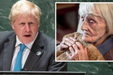 """Le Premier ministre est invité à soutenir les personnes vulnérables alors que les prix du gaz ont grimpé à 1 377 £: """" Ils sont inquiets """""""