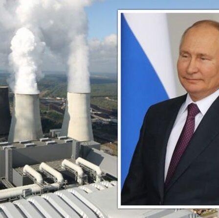 Le Royaume-Uni contraint de mettre en service une centrale au charbon alors que Poutine bouscule l'approvisionnement en gaz de l'UE – la crise se profile