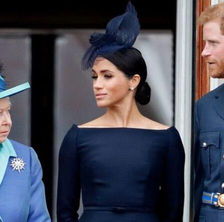 Le baptême de Lilibet Diana «cause le chaos» pour la reine, selon les experts
