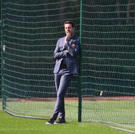 Le chef d'Arsenal, Edu, n'a nulle part où se cacher avec une erreur de transfert monumentale désormais claire