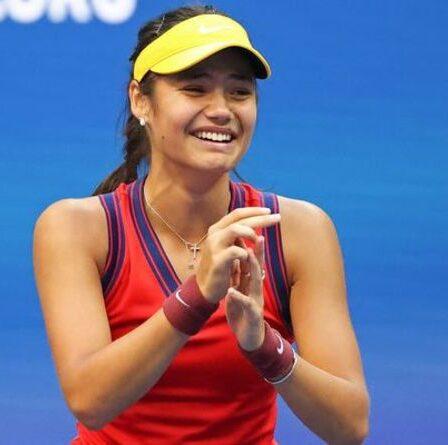 Le classement mondial d'Emma Raducanu augmente à nouveau alors qu'elle atteint un nouveau sommet en carrière