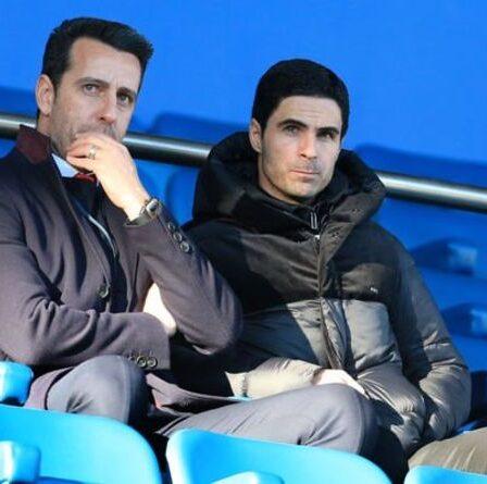 Le duo d'Arsenal Mikel Arteta et Edu a obtenu la bonne décision de transfert comme le montre le tirage au sort de la Ligue Europa