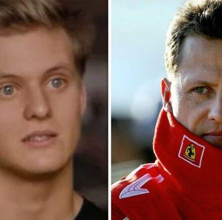 Le fils de Michael Schumacher, Mick, fait allusion aux difficultés de communication de la légende de la F1