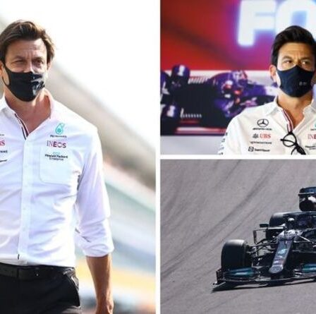 Le patron de Mercedes, Toto Wolff, est d'accord avec le rival de Ferrari sur le changement de règle après la réunion
