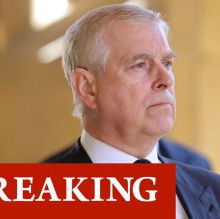 Le prince Andrew a signifié des actes de poursuite dans l'affaire Virginia Giuffre - la date de la mise en état du procès a été confirmée