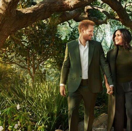 Le prince Harry et Meghan Markle «choisis pour la liste TIME 100 par le patron de Duke»
