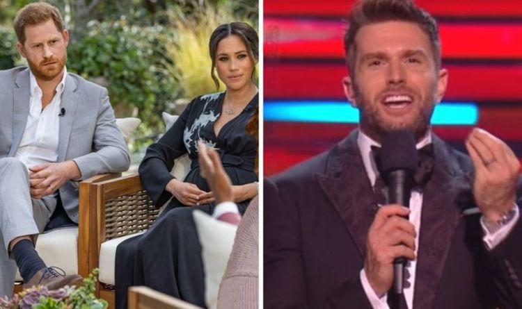 Le prince Harry et Meghan Markle ont hué les NTA à propos de l'interview d'Oprah