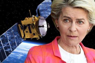 """Le remplacement de Galileo obtient le feu vert après que le Royaume-Uni a snobé le retour de l'UE: """"Ne pas dépenser des millions"""""""