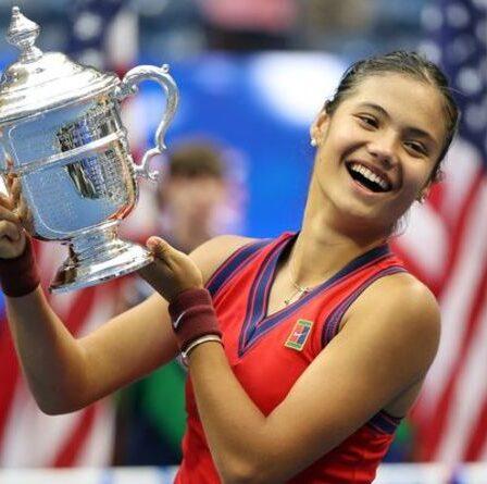Le retour d'Emma Raducanu au tennis confirmé alors que la championne de l'US Open rejoint la liste des inscrits de la WTA