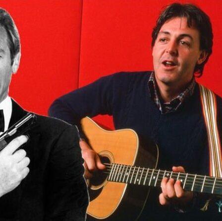 Le thème de Paul McCartney James Bond a déclenché une réunion inattendue des Beatles