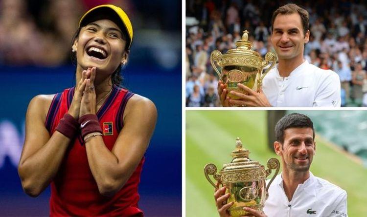 Le verdict d'Emma Raducanu dans le débat sur Novak Djokovic et Roger Federer GOAT