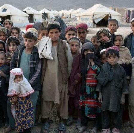 """Les Afghans sont confrontés à la pauvreté universelle avec un pays au bord d'une crise humanitaire """"complète"""""""