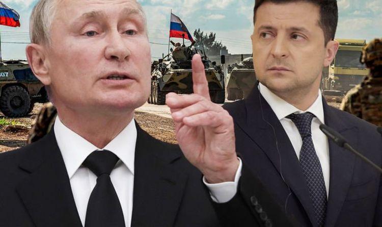"""Les craintes de guerre montent en flèche alors que l'Ukraine met en garde contre un conflit total avec la Russie """"une possibilité"""""""
