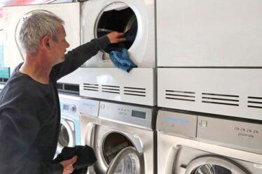 Les entreprises de nettoyage à sec «lavées» après la perte de chiffre d'affaires pendant la pandémie
