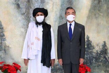 Les talibans déclarent la Chine comme leur plus proche allié - dans une relation étrange