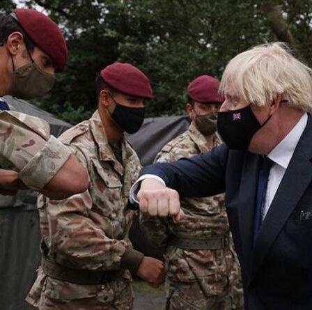 Les troupes britanniques de héros qui faisaient partie du sauvetage en Afghanistan seront honorées de médailles