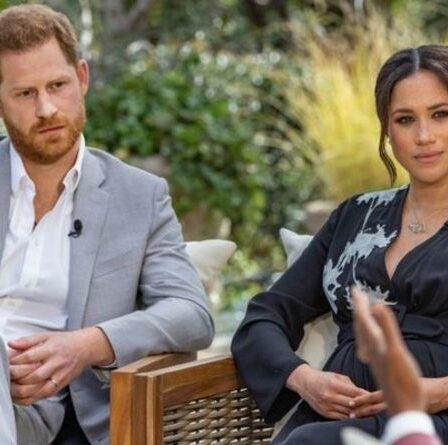 L'interview d'Oprah du prince Harry et Meghan Markle mise à part après le snob d'Emmy
