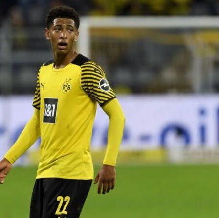 Liverpool apprend la position «claire» de Dortmund sur la vente de Jude Bellingham alors que les Reds «prêtent une offre de 80 millions de livres sterling»