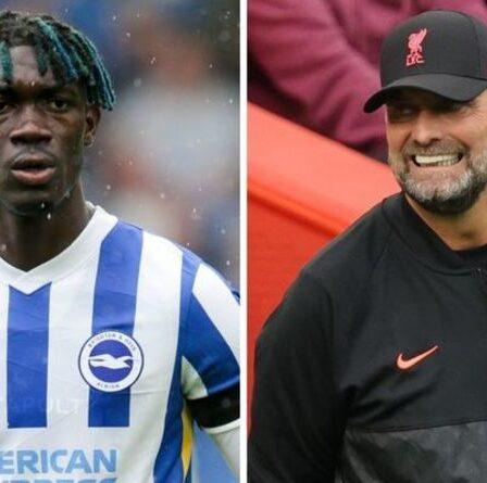 Liverpool peut donner à Yves Bisouma exactement ce qu'il veut alors que la star de Brighton fait deux demandes
