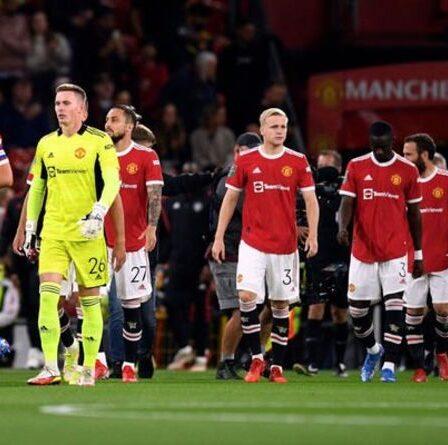 Man Utd doit abandonner cinq joueurs pour le choc contre Aston Villa après la défaite de West Ham Carabao Cup