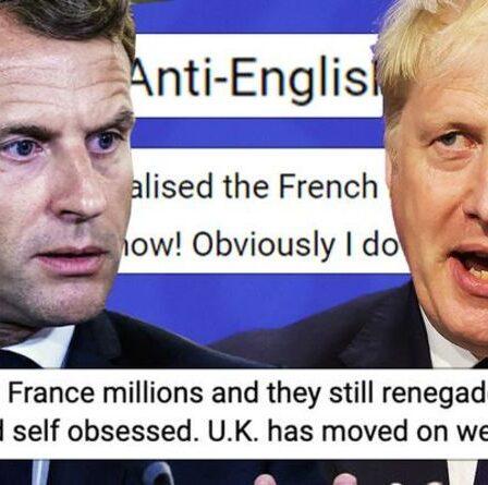 Nous avons payé des MILLIONS!  Les Britanniques fustigent la France « cupide et égocentrique » : « Nous ne devons rien »