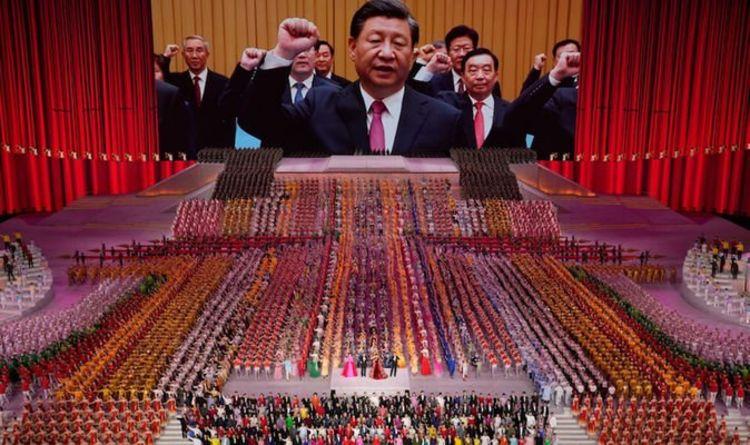 """«Nous ne savons pas ce qu'il va faire!»  Xi Jinping """"se déchaîne"""" alors que la lutte pour le pouvoir à Pékin éclate"""