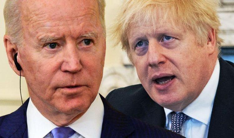 «Nous voulons conclure un accord!»  Joe Biden explique les lignes rouges de l'accord commercial entre les États-Unis et le Royaume-Uni