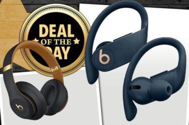 OFFRE DU JOUR: Grande vente Beats - Économisez jusqu'à 50% sur les écouteurs Beats