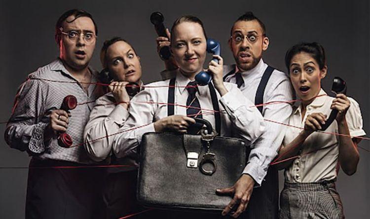 """Opération Mincemeat : une comédie musicale miraculeuse """"extraordinaire à tous points de vue"""""""