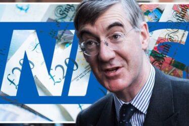 """""""Pas de nouvelles taxes"""" Jacob Rees-Mogg lance un avertissement au milieu des craintes d'une hausse de l'assurance nationale"""